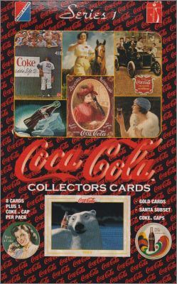 Coca-Cola Collectors Cards - Series 1