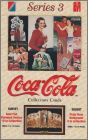 Coca-Cola Collectors Cards - Series 3