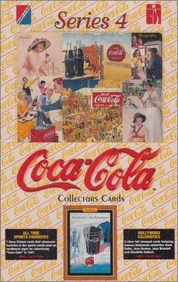 Coca-Cola Collectors Cards - Series 4