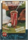 Coca-Cola Collectors Cards - Sprint Phone Cards/Cels