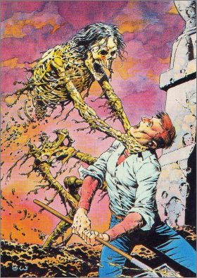 Bernie Wrightson - Cards anglaises - FPG - 1993