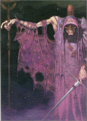 Gerald Brom - Cards anglaises - FPG - 1995