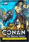 Conan The Marvel Years Comic Images - Cards anglaises - 1996