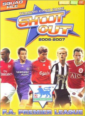 Shoot Out 2006/2007 - Tranding Card Game - Magic Box Int.