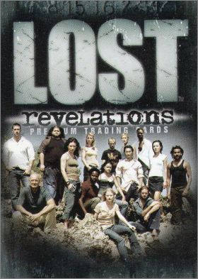 Lost: Revelations Inkworks - 2006 - Trading Cards Angleterre