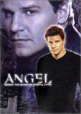 Angel Season Two Premium Trading Cards - Inkworks - USA