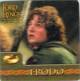 Lord of the Rings - Action Flipz Artbox - 2002