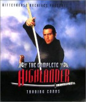 The Complete Highlander (TV) - Rittenhouse - 2003