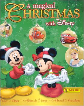A magical Christmas with Disney - Panini (USA / Canada)