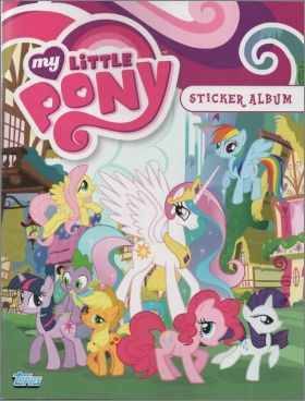 Mon Petit Poney / My Little Pony - 2013 - Topps