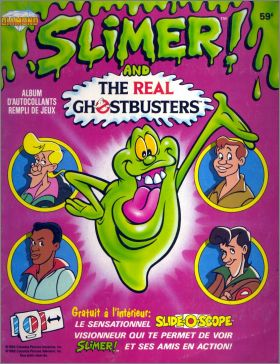 Slimer ! And The Real Ghostbusters - Diamond - USA/Canada