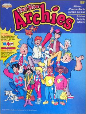 The New Archies  - Diamond - USA/Canada - 1989