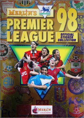 Premier League 98 - Merlin - Angleterre