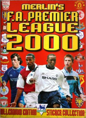 Premier League 2000 - Merlin - Angleterre