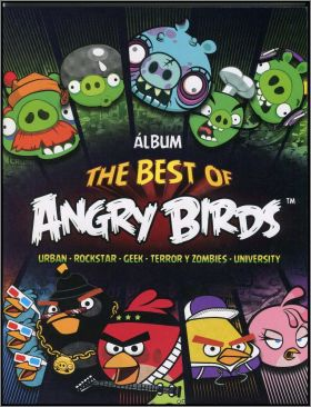 The best of Angry Birds ! - Stickers Giromax  - 2013