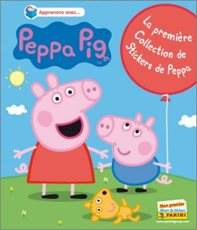 Peppa Pig - Pemière collection -  Panini
