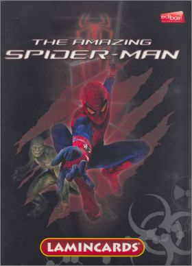 The Amazing Spider-man Lamincards - Edibas - Italie - 2012