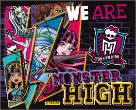 We Are Monster High! (dos violet) - Panini  - 2014