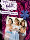 Violetta Disney - Activity Cards - Topps - 2014 - Pays-Bas