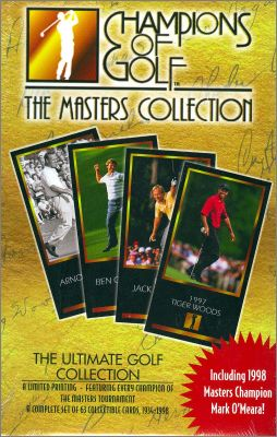 Champions of golf - Masters collection - 1997