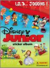 1, 2, 3... Jouons ! - Disney Junior - Panini - 2014