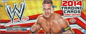 2014 Topps WWE Wrestling - Trading Cards - Anglaise