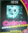 Calcio Animotion 2003'04 campiano serie A Animated Card Game