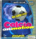 Calcio Animotion 2004'05 campiano serie A Animated Card Game