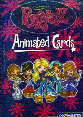 Bratz - Animated Cards - Prominter - 2004 - Italie