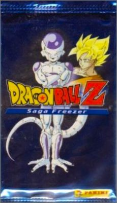 DragonBall Z part1 - Saga Freezer Cards - Panini Allemagne