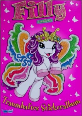 Filly Butterfly - Sticker Album - Blue Ocean  Allemagne 2014