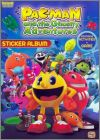 Pac-Man and the Ghostly Adventures Stickers Giromax  - 2012