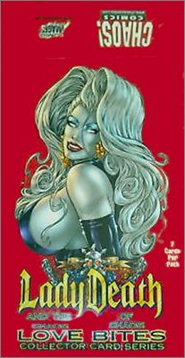 Lady Death and the Women of Chaos! Love Bites Comic Images