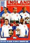 England 2012 - Official Sticker Collection - Topps