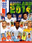 England 2014 - Official Sticker Collection - Topps