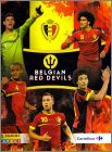 Belgian Red Devils - Carrefour Belgique - Panini Family 2014