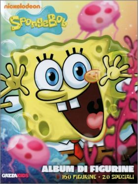 Spongebob Nickelodeon - Gazza Kids - Italie - 2014