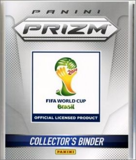 2014 FIFA World Cup Brazil - Prizm - Soccer Cards - Panini