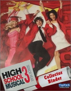 High School Musical 3 - Senior Year - Trading Cards - Topps