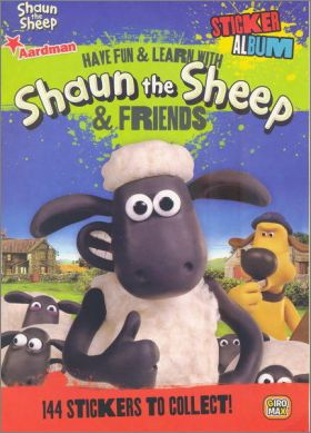 Shaun the sheep & Friends - Giromax - 2014