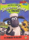 Shaun the sheep & Friends - Sticker Album - Giromax - 2014