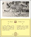 The World Wild Life Fund - Tabacs Jubil� - 1968