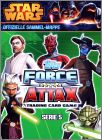 Star Wars Force Attax series 5 - Trading cards - Allemand