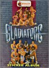 Gladiators - Sticker Album - Merlin - 1992 - Angletterre