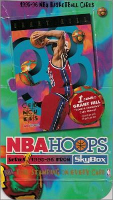 1995-96 Skybox Hoops NBA Basketball - USA