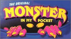 The Original Monster in my Pocket - Cards - Panini - France