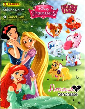 Palace Pets : amour tendresse - Disney Princess - Panini