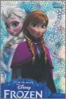 reine des neiges - activity cards - Topps - 2014