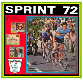 Sprint 72 - Jeunesse-Collections - Editions de la tour 1972
