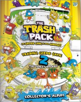 The Trash Pack 2 - Tradind cards - Giromax